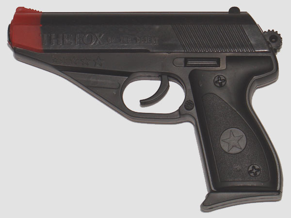 "The ""FOX"" Airsoft Pistol"