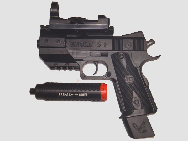 Eagle 51 Airsoft Pistol