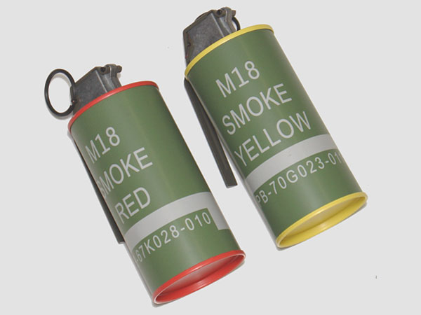 M18 BB Smoke Can BB Bottles