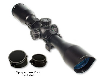 4x40 TACTEDGE Tactical Scope
